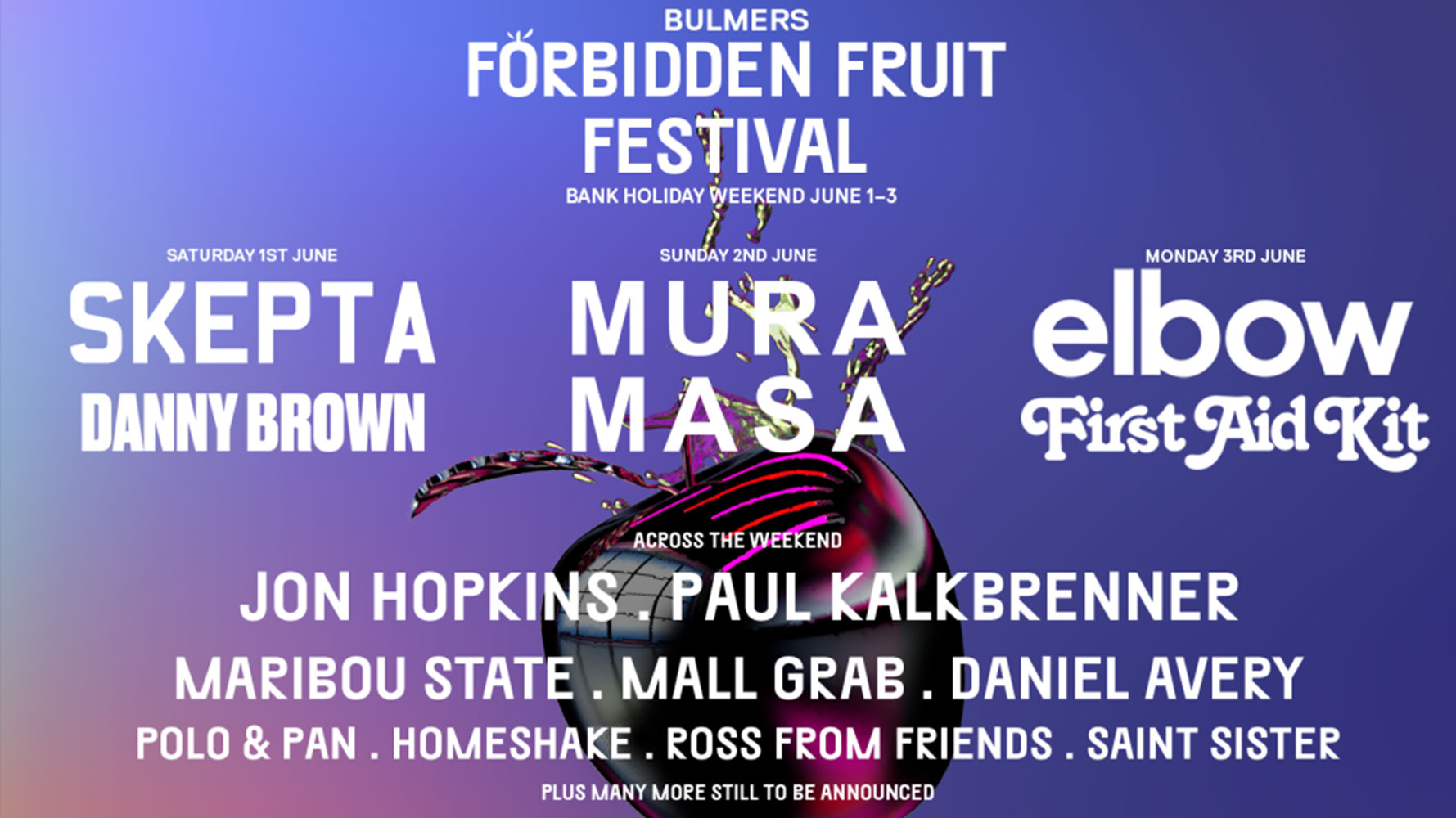 Forbidden Fruits 2019