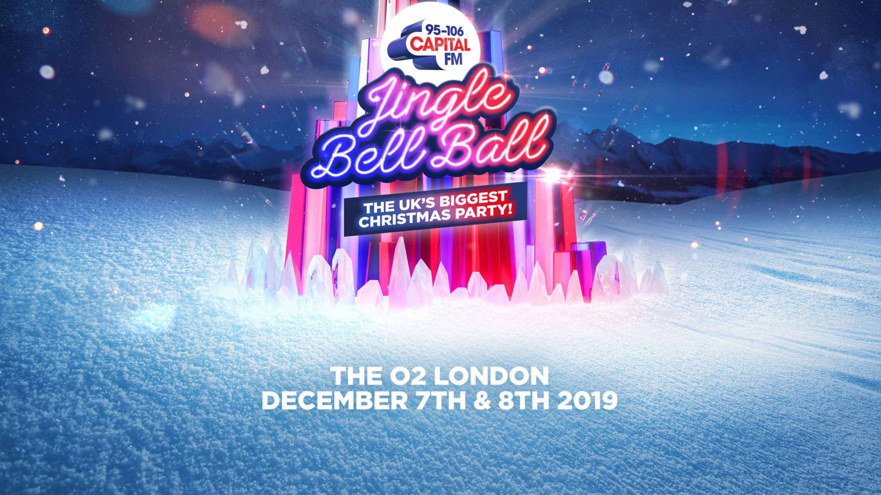 Capital's Jingle Bell Ball 2019